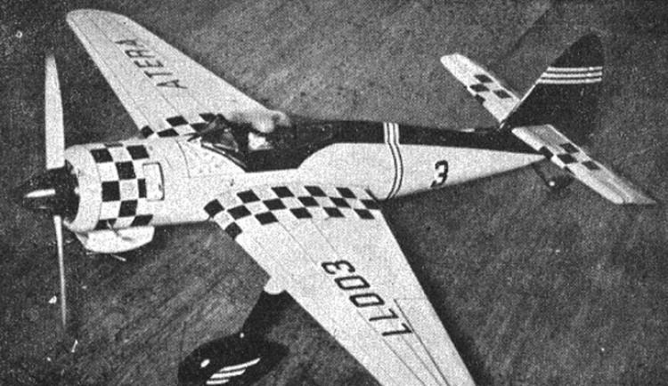 Atera model airplane plan