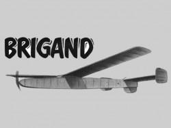 Brigand model airplane plan