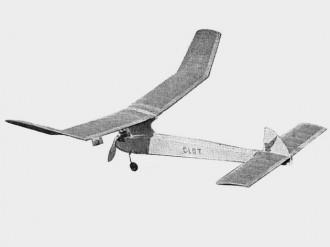 Clot model airplane plan