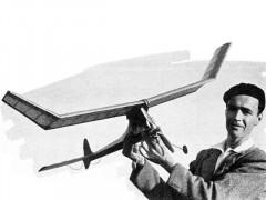 Contender model airplane plan