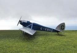 DH 53 Hummingbird model airplane plan
