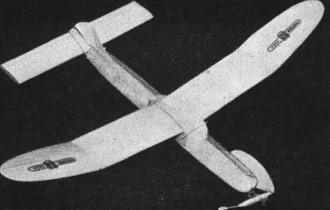 Jerry model airplane plan