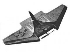 Komm-Batt model airplane plan