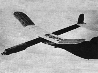 Last Resort model airplane plan