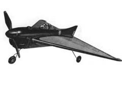 Nucleus model airplane plan