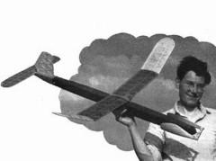 Ottair model airplane plan