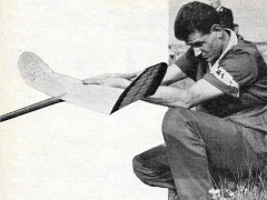 Petrel model airplane plan