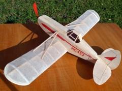 Piper P25 Pawnee model airplane plan