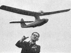 Semilena model airplane plan