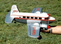 Skyfarer model airplane plan