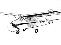 Wendy model airplane plan