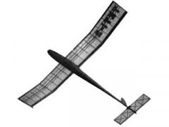 Yeti 2 model airplane plan