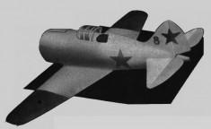 ZKB-20 model airplane plan