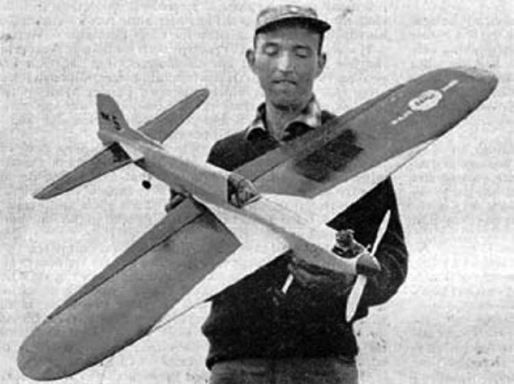 Coy Kat model airplane plan