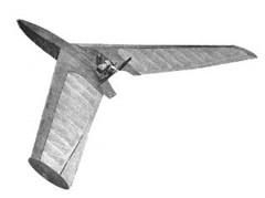 Kloudet model airplane plan