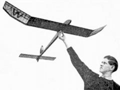 Mads Dream model airplane plan