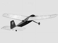 Shy-Lark model airplane plan