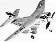 Sky Viking model airplane plan