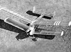 Tubby model airplane plan