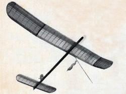 Wanderer 10 model airplane plan