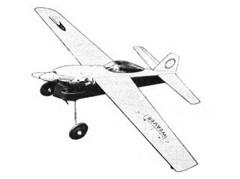 Weaver model airplane plan