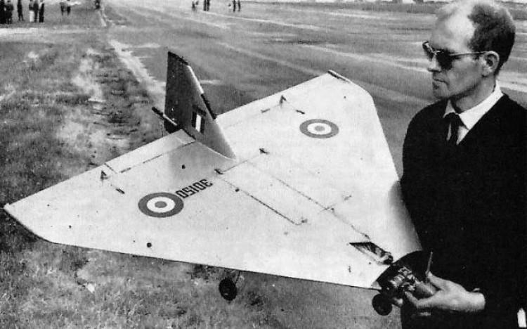 363 model airplane plan
