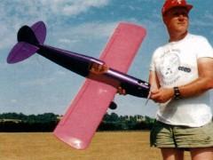Amelia model airplane plan
