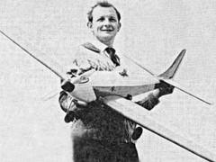 Andromeda model airplane plan