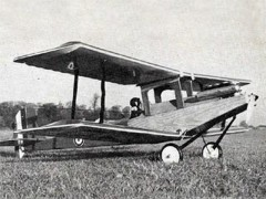 Archie model airplane plan