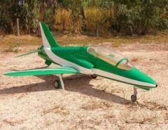 B.Ae Hawk model airplane plan