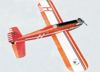 Baby Astro Hog model airplane plan