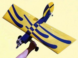 Bigga-Bit model airplane plan