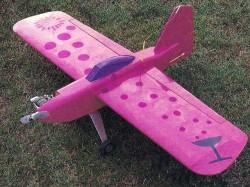 Bubbles model airplane plan
