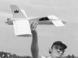 Candice model airplane plan