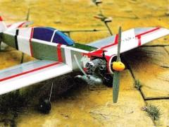 Cat 25 model airplane plan