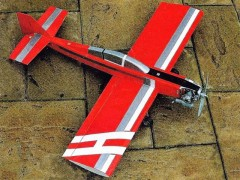 Cats Paw model airplane plan