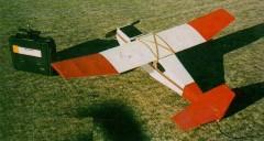 Centennial 100 model airplane plan