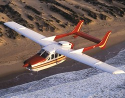 Cessna 336/02 model airplane plan
