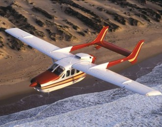 Cessna 336/02 model airplane plan