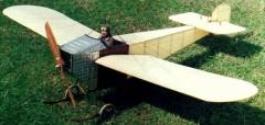 Chiriribi N5 model airplane plan