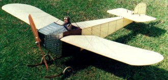 Chiriribi N5 model airplane plan