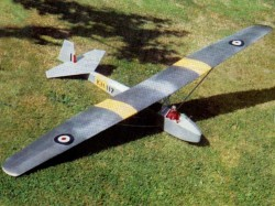 Kirby Cadet Mk 3 model airplane plan