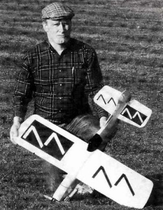 Little Special model airplane plan