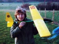 Milli Kema Series 1 model airplane plan