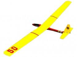 Milli Kema Series 3 model airplane plan