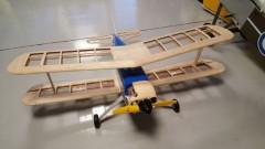 Sierra Sportster model airplane plan