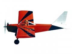 Spooky model airplane plan