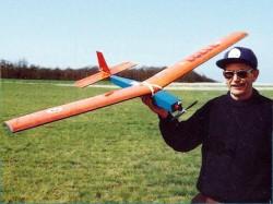 Sunbeam model airplane plan