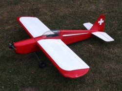 Wight Crusader model airplane plan