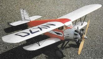 American Dragon model airplane plan